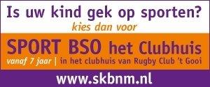 Sport BSO het Clubhuis